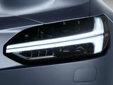 沃尔沃 沃尔沃S90新能源 2019款 沃尔沃 沃尔沃S90新能源 2019款 T8 E驱混动 智雅豪华版-第3张图