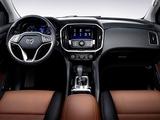 江铃 驭胜S350 2020款 江铃 驭胜S350 2020款 2.0T自动两驱汽油舒适版-第3张图