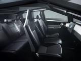 特斯拉 Cybertruck 2021款 特斯拉 Cybertruck 2021款 电动皮卡-第1张图