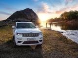 Jeep 大切诺基(进口) 2019款 Jeep 大切诺基(进口) 2019款 3.6L旗舰尊耀版-第3张图