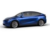 特斯拉 Model Y 2021款 特斯拉 Model Y 2021款 Performance高性能全轮驱动版-第3张图