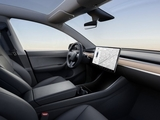 特斯拉 Model Y 2021款 特斯拉 Model Y 2021款 Performance高性能全轮驱动版-第1张图