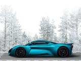 ARCFOX GT 2019款 ARCFOX GT 2019款 赛道版-第9张图