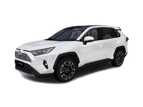 丰田 RAV4荣放 2019款 双擎2.5L CVT两驱精英版
