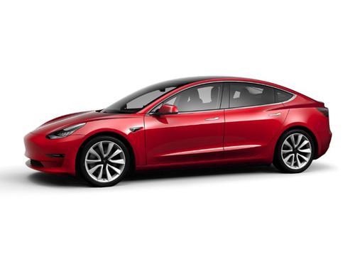 特斯拉 Model 3 2019款 Performance 高性能全轮驱动版