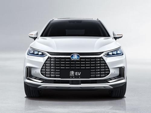比亚迪 唐EV 2019款 EV600D智联创世版
