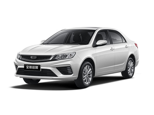 吉利汽车 远景 2019款 1.5L手动舒适型