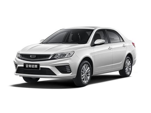 吉利汽车 远景 2019款 1.5L CVT尊贵型